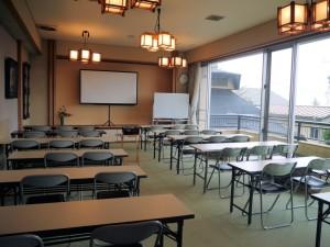 自社HP限定 リゾートミーティング【会議と宴会】ゼミ合宿にも最適、お得に団体旅行